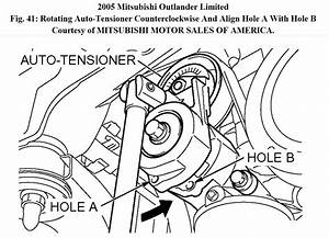 Alternator Replacement  How To Take The Alternator Off