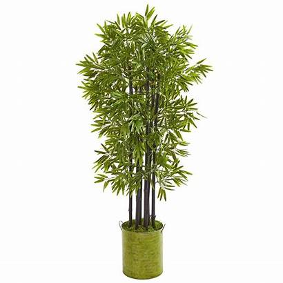 Artificial Bamboo Resistant Tree Trunks Outdoor Planter