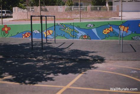Preschool Wall Murals   Daycare Murals   Playroom   Mural