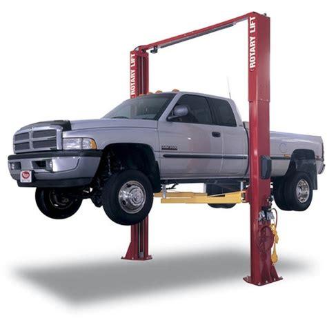 Auto Lift, 2 Post, 12,000 Lb. Capacity, Symmetric Lift