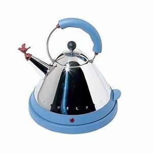 Alessi Wasserkocher Elektrisch : alessi electric kettle waterkoker flinders verzendt gratis ~ Markanthonyermac.com Haus und Dekorationen