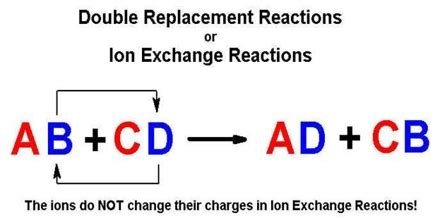 Laboratory Examination Of Double Replacement Reaction  Assignment Point