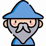 Wizard Icon Premium Icons Lineal