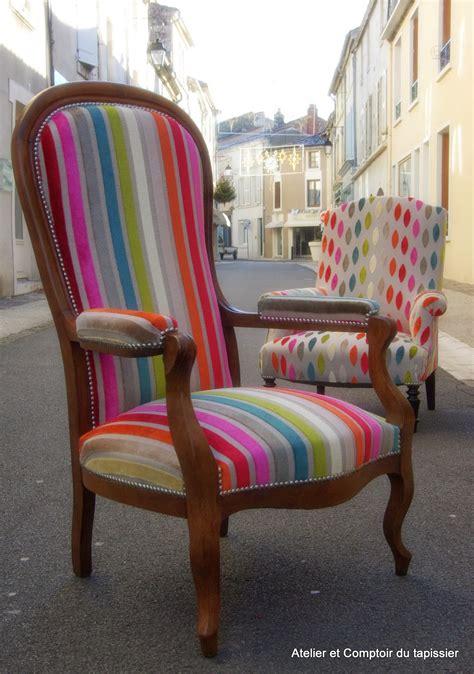 chaise tapissier tapisserie fauteuils