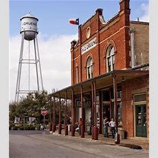 Gruene Texas  Shopping Around Town