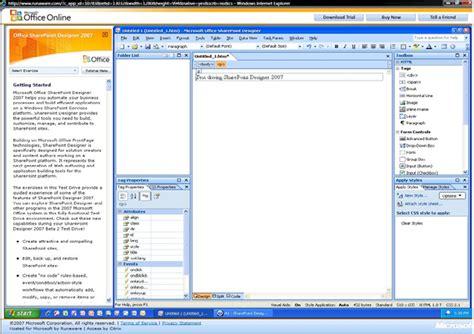 microsoft sharepoint designer microsoft office sharepoint designer 2007 софт
