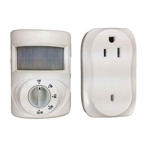 home automation motion sensor lights defiant 200 watt wireless indoor plug in motion activated