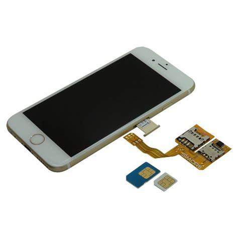 iphone 6 sim biến iphone 1 sim th 224 nh 3 sim đơn giản th 244 i