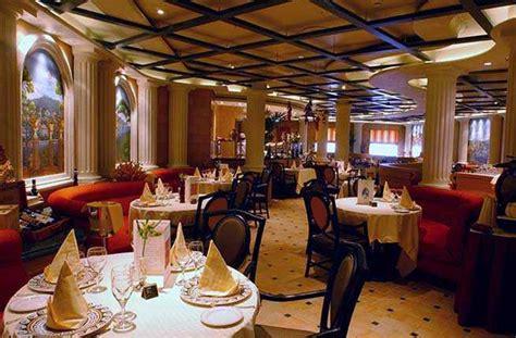 20 Best Cruiseship Dining Experiences