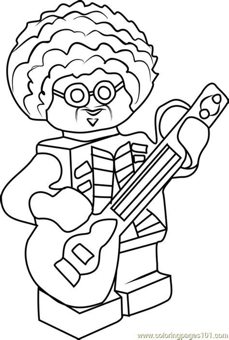 ninjago jacob pevsner coloring page  lego ninjago coloring pages coloringpagescom