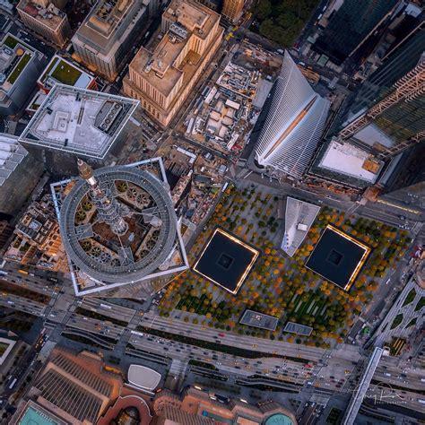 Birds Eye View Of The World Trade Center By Greg Torchia