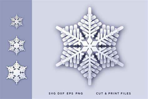 50 elegant stress relieving snowflake mandala designs. 3D Snowflake 3D Mandala Svg - Layered SVG Cut File