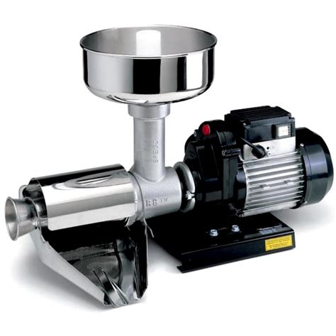 reber tomato press tomatoes electric juicer squeezer spade tre electrical machines tools equipments