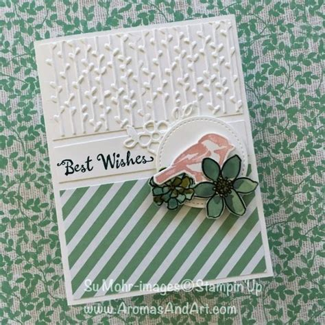 stripes color design petal palette birthday card