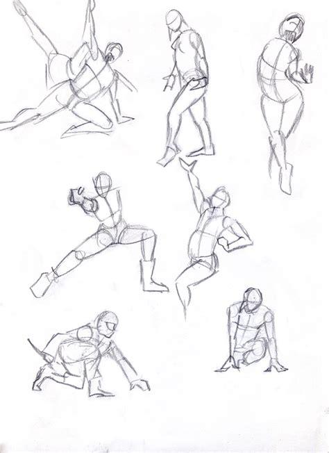 studio gattai figure drawing  pixelovely
