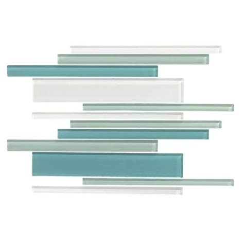 american olean glass tile color appeal american olean color appeal glass blends c128 sea pearl
