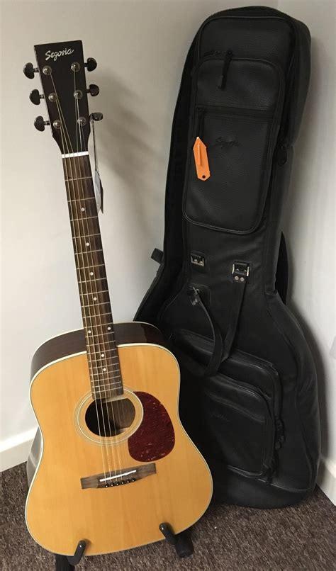 Segovia D200 Acoustic Guitar