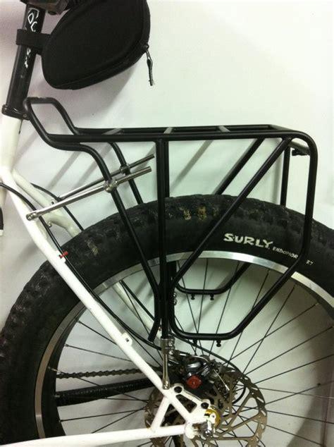 bike rear rack bike rear rack mounting mtbr