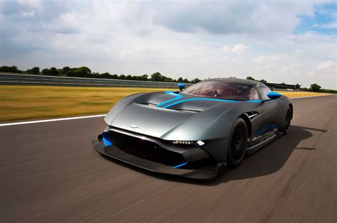 Eight Things We Learned Riding In A 2016 Aston Martin Vulcan