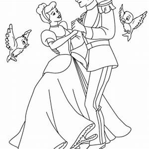 Cinderella And Prince Charming Clipart (62+)