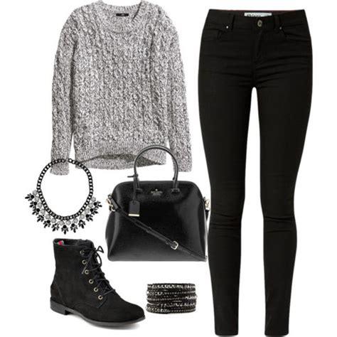 How To Wear Black Skinny Jeans