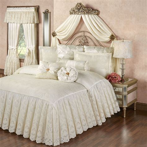 Lace Coverlet Bedding by Cameo Lace Vintage Style Grande Bedspread Bedding