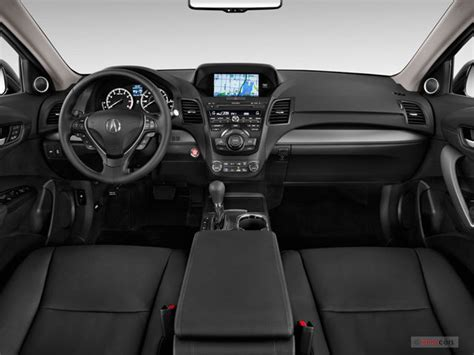 acura rdx pictures dashboard  news world report