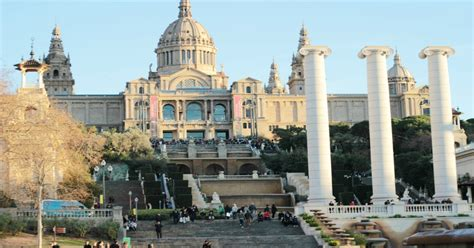 Montjuic - A place full of activities