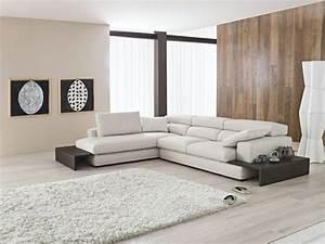Le canape d39angle arrondi comment choisir la meilleure for Tapis kilim avec canapé d angle cuir blanc