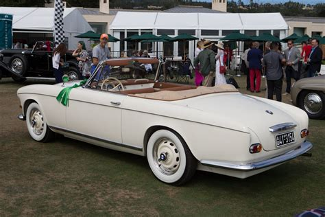 BMW 503 Series II Cabriolet - Chassis: 69283 - Entrant ...