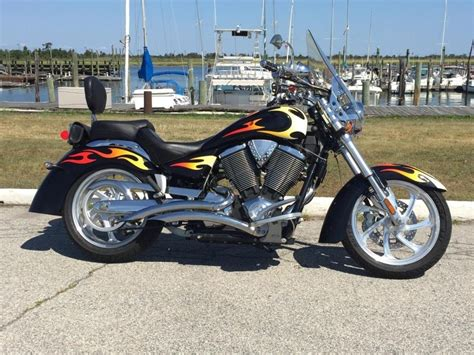 Victory Kingpin Motorcycles For Sale