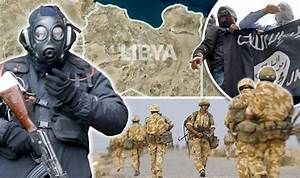 Islamic State in Libya - British Special Forces deployed ...