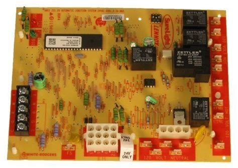 White Rodgers Integrated Fan Control Board Oem