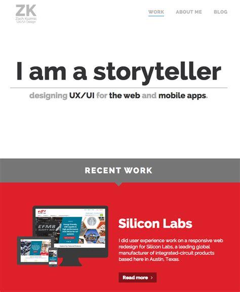 ux design portfolio creating better ux portfolios 4 do s and dont s