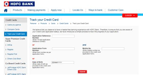 hdfc bank account opening form online hdfc credit card status payments login and net banking