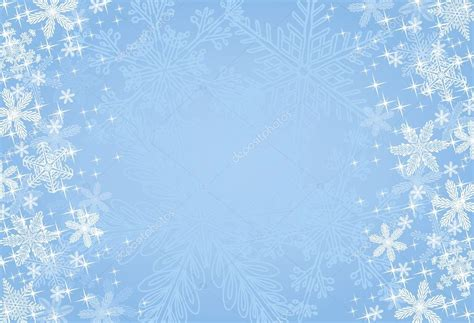 Blue Snowflake Background Images by Blue Snowflake Background Stock Vector