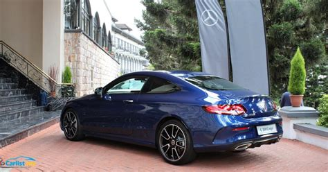 mercedes benz  class coupe   facelift