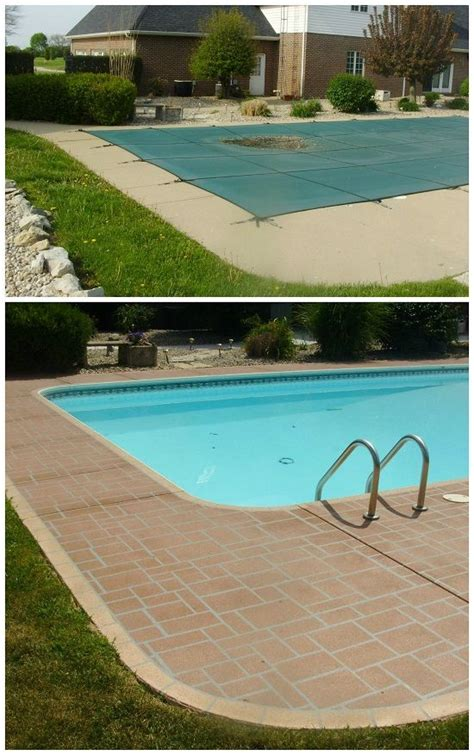 pool deck concrete resurfacing indianapolis in indiana