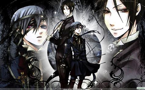 Anime Wallpaper Black Butler - black butler wallpapers and images wallpapers pictures