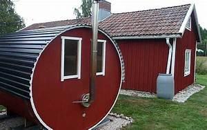 Gartenhaus Hexenhaus Kaufen : saunafass kaufen angebote preise 04 skandinavisches gartenhaus und fasssauna im garten ~ Whattoseeinmadrid.com Haus und Dekorationen