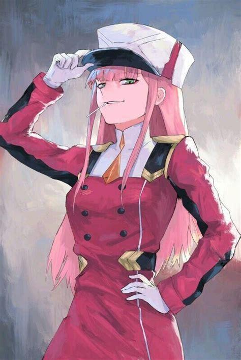 Zero Two Anime Amino