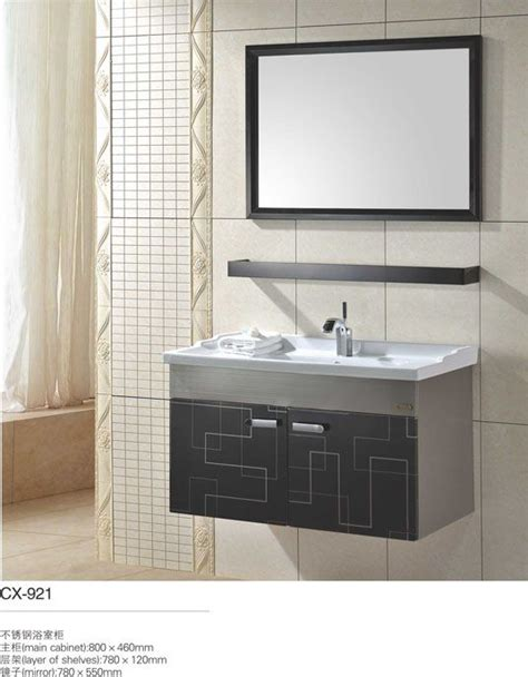 Cheap Stainless Steel Bathroom Cabinets by 143 Best Modern Stainless Steel Bathroom Cabinet Images On