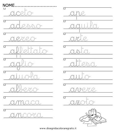 schede di pregrafismo da stare gratis disegno esercizi scrittura 26 pregrafismo lettera a 01
