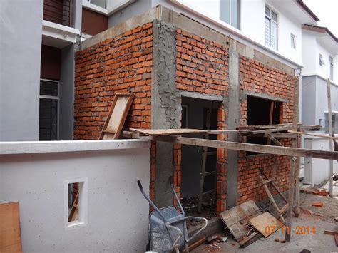 malaysia home renovation blog  storey terrace house