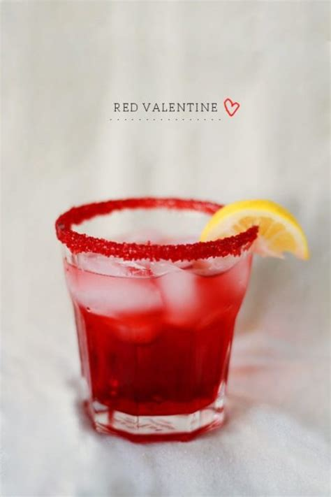 21 easy cocktail recipes to make valentines days