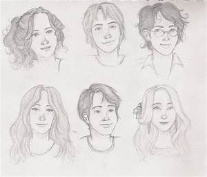 Harry Potter characters by hatepotion on DeviantArt