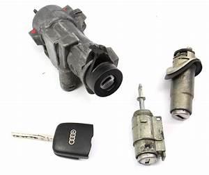 Ignition Door Lock Key Set 98