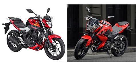 Harga Kawasaki Z250 Mofif by Membandingkan Yamaha Mt 25 Vs Kawasaki Z250 Kompas