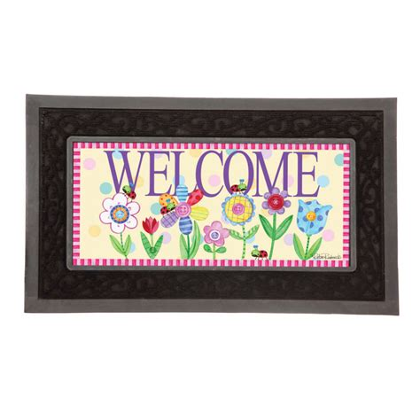 Inset Doormat by Thesouthernstore