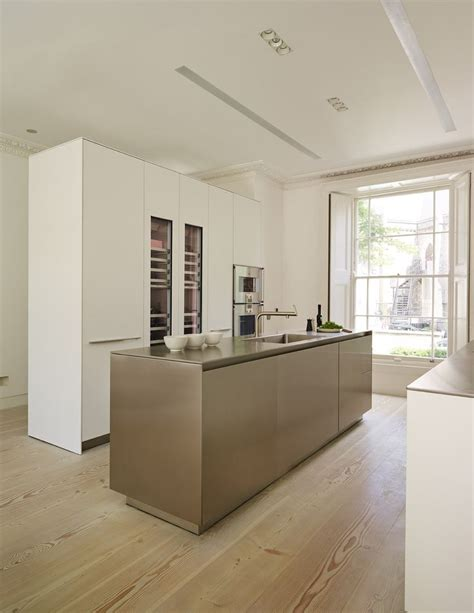 cuisine bulthaup catalogue clever use of a cupboard can separate a scullery area